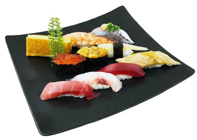 おまかせ寿司セット・上にぎりイメージ