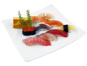 おまかせ寿司セット・にぎりイメージ