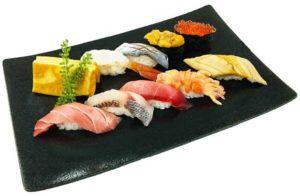 おまかせ寿司セット・特上にぎりイメージ