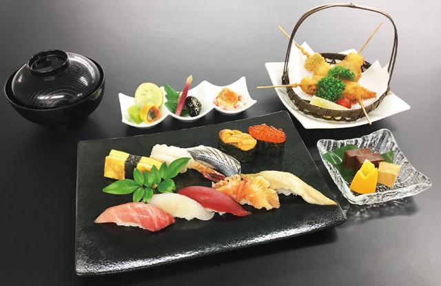 特上寿司会席201912